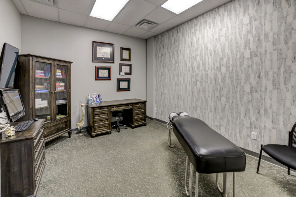 South Tulsa chiropractor